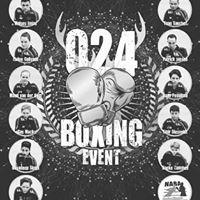 NABA Boxing evenementen