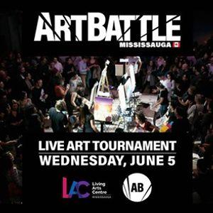 Art Battle Mississauga - June 5 2019
