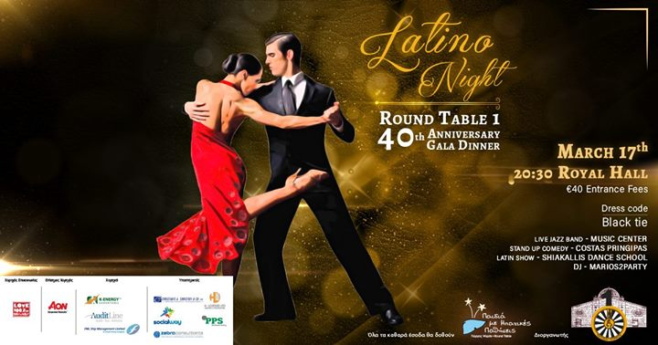 Latino night - 40  Round Table 1