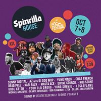 Spinrilla House at A3C Festival