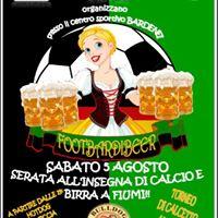 FootBARDIBeer - Festa della Birra (II Edizione)