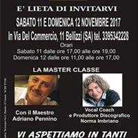 Master Classe di Canto