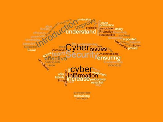 Introduction to Cyber Security at MCBI, Adelaide