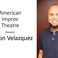 Neslon Velazquez Musical Improv Workshop in Oakland