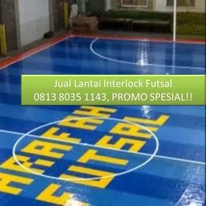 Harga Interlocking Futsal Jakarta Barat Call  0813 8035 1143