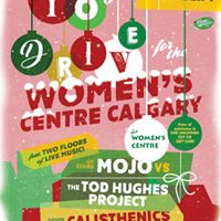 Palominos annual Toy Drive for Womens Center of Calgaryp