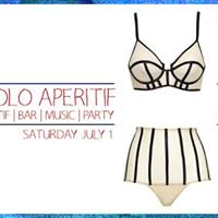 White Pool Party at Gianicolo Aperitif by RomanCircle