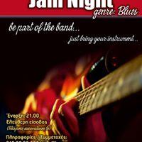 JamNight LAZY Club genre Blues