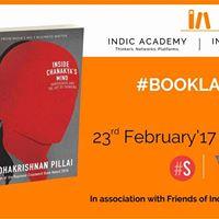Book launch of Inside Chanakyas Mind by Radhakrishnan Pillai