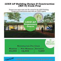 LEED AP Training Workshop