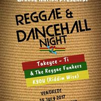 Reggae Dancehall Night