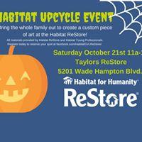 Habitat ReStore Upcycle Day