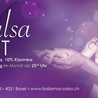 Salsa Night Basel