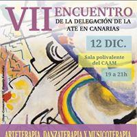 VII Encuentro Delegacin Canarias ATe