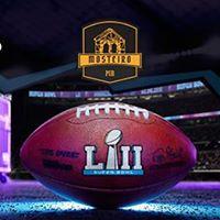 Super Bowl no Mosteiro Pub