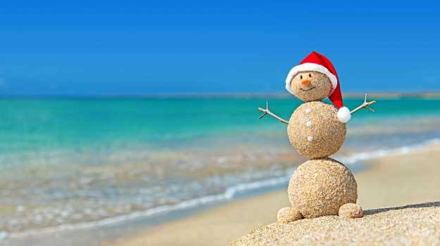 christmas on the beach minis - Christmas On The Beach