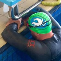 Introduction to pool training for Apnea