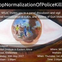 Who is Next Contesting Normalization of Extra-Judicial Killings