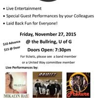 Friday on the Rocks (United Way benefit show)
