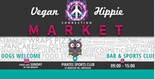 Hippie Vegan Connection Market
