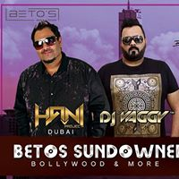 BETOS Sundowner with DJs Hani &amp Vaggy