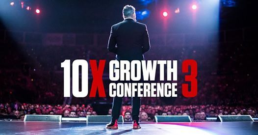 10X Growth Conference-(See Ticket Prices in Description Links)