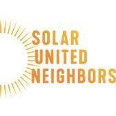 Solar United Neighbors