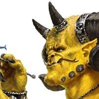 Golden Lesser Demon