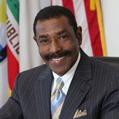 Alameda County Supervisor Keith Carson