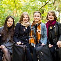 Halcyon Quartet at Eaton Square