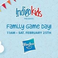 Indigo Events Family Game Day