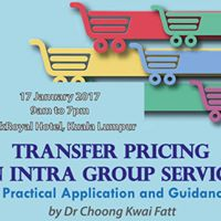 Transfer Pricing on Intra Group Services