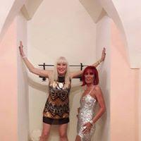 Over Tiziana Alena &amp Angela Duca Attrici Modelle Da Turin Ospiti
