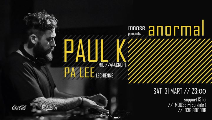 Anormal with Paul K & PaLee