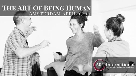 The ART of Being Human Level 1 - Amsterdam Netherlands