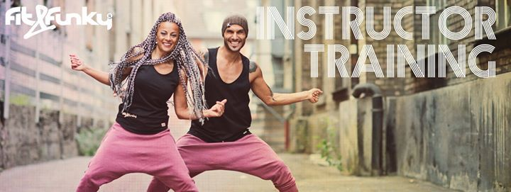 Fit&Funky Instructor Training in Ireland