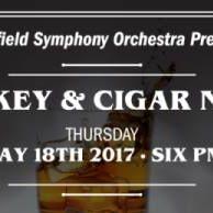 Rescheduled Whiskey &amp Cigar Night