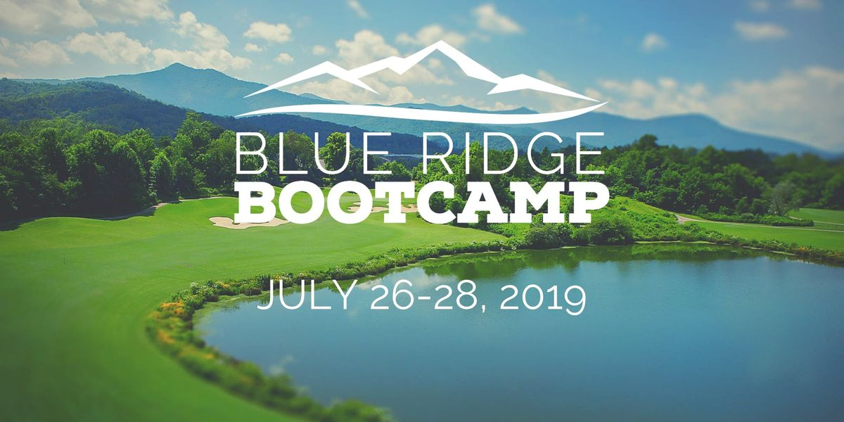 2019 Blue Ridge Bootcamp at Brasstown Valley Resort & Spa