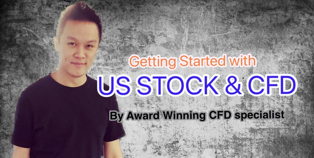 How to Get started with US STOCK and CFD