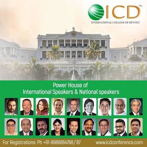 ICD Conference 2018 at Marriott Hotel Hyderabad