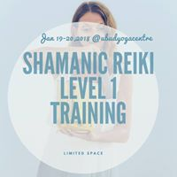 Shaman Reiki Level 1 Training