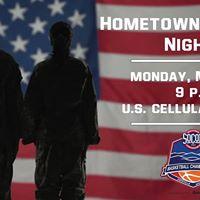 2018 Hometown Heroes Night