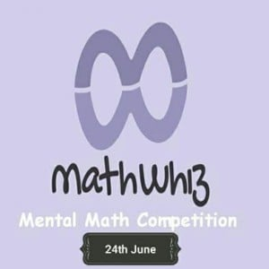 Math Whiz - A Mental Math Competition