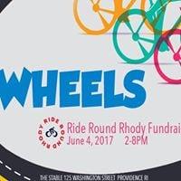 Wheels Sangria Sunday Fundraiser for Ride Round Rhody
