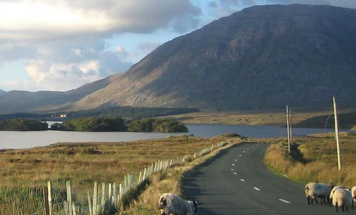Ireland Coast Walking Tour Small Group for Women