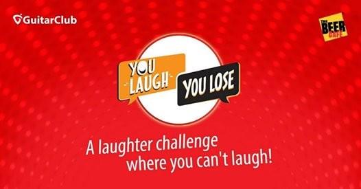 GuitarClub presents You Laugh You Lose