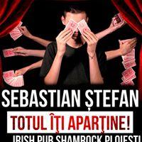 Totul Iti Apartine  Sebastian Stefan - Show de Magie