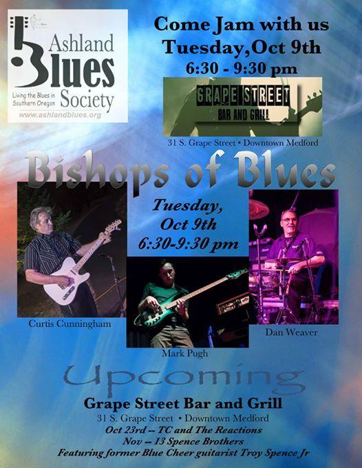 Ashland Blues Society Jam