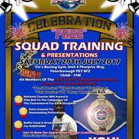 ISKA Celebration - Free Squad Training