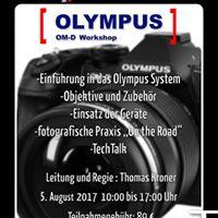 Olympus OM-D Workshop